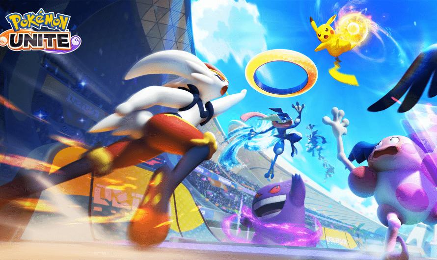 Pokémon Unite is vanaf nu gratis speelbaar op Nintendo Switch