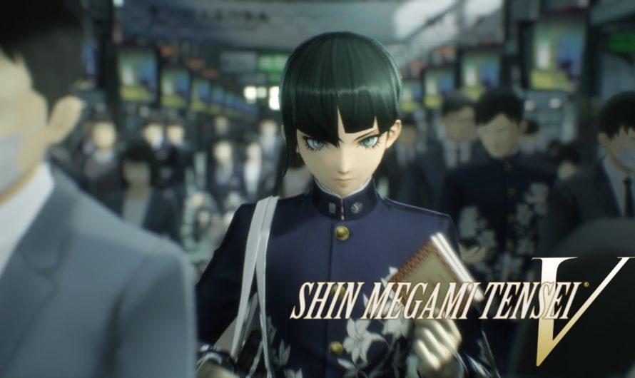 Shin Megami Tensei V krijgt gameplay en datum