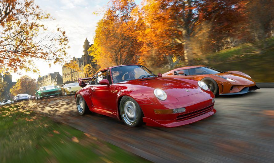 Forza Horizon 5 verschijnt 9 november