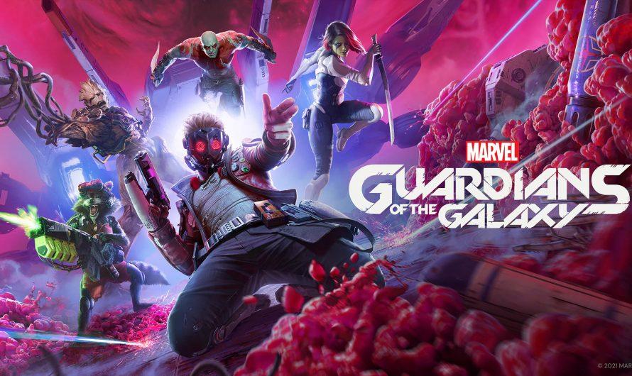 Marvel's Guardians of the Galaxy aangekondigd