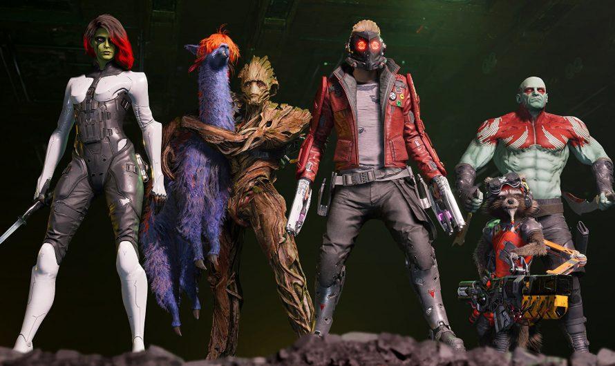 Guardians of the Galaxy komt ook naar Nintendo Switch