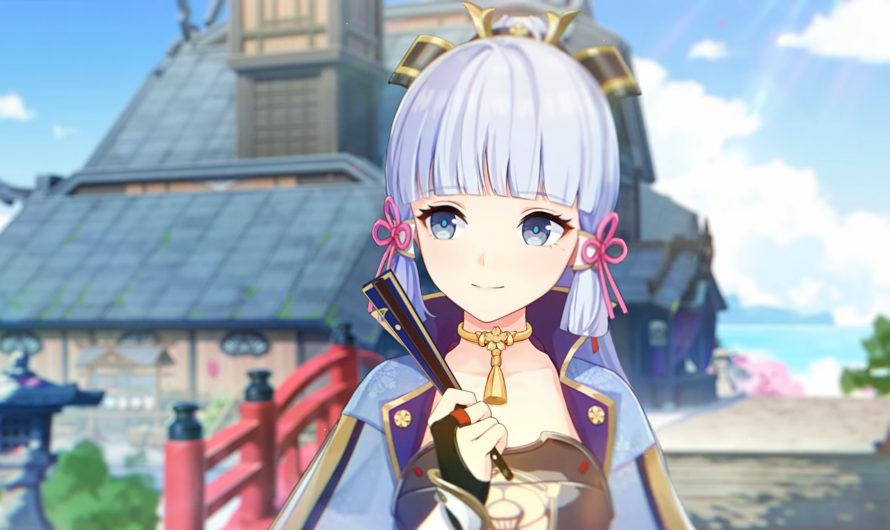 Genshin Impact: Inazuma regio nu te spelen