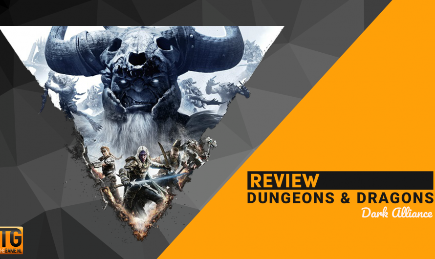 Review: Dungeons and Dragons: Dark Alliance