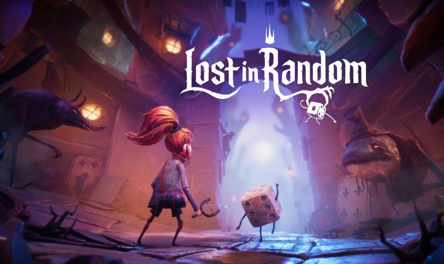 Lost In Random verschijnt op 10 september