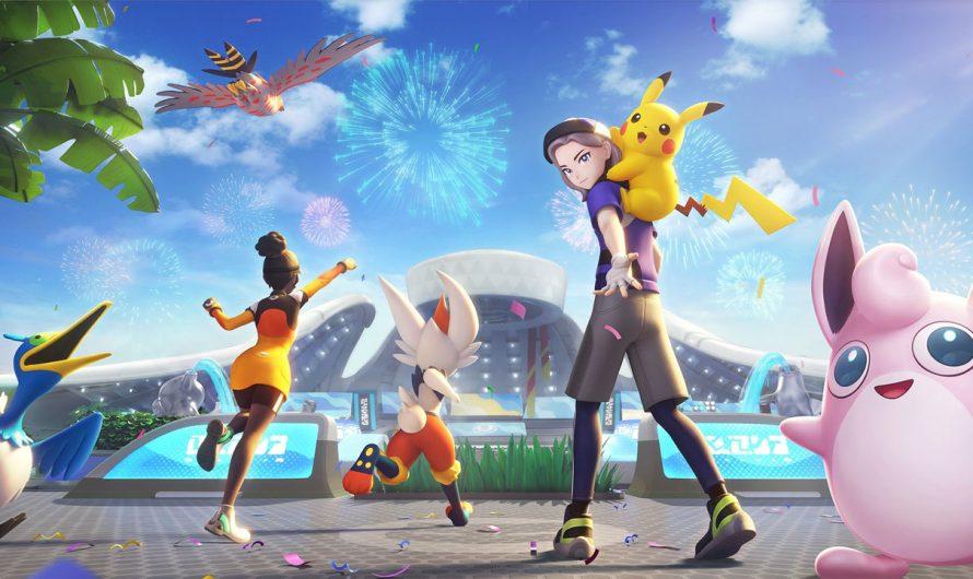Gardevoir nu speelbaar in Pokémon Unite