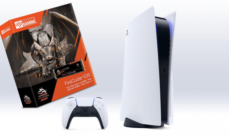 Eerste Playstation 5 geheugen uitbreiding bevestigd