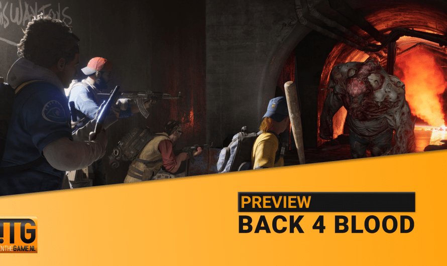 Preview: Back 4 Blood after been Left 4 Dead