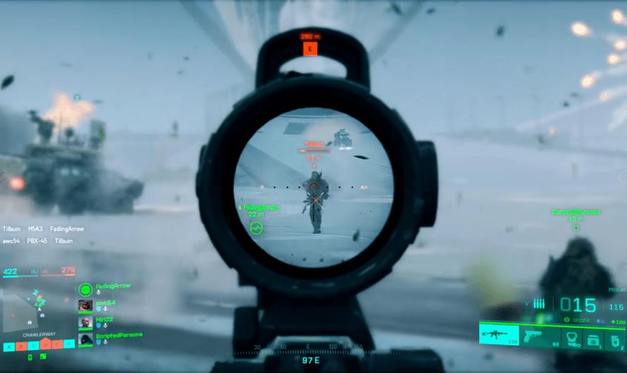 Battlefield 2042 Open Beta gaat 6 oktober van start!
