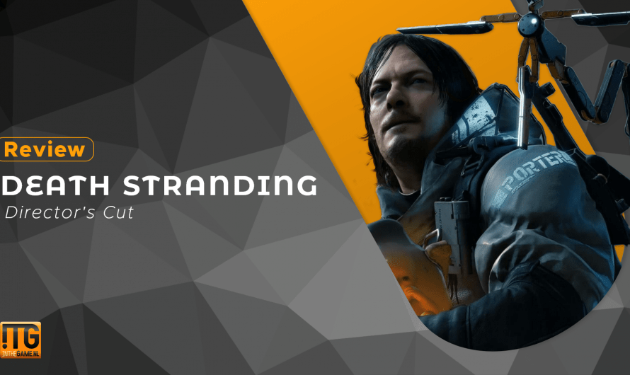 Review: Death Stranding Director's Cut