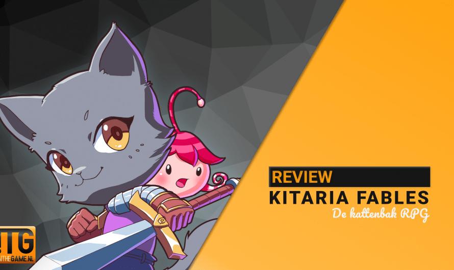Review: Kitaria Fables – De Kattenbak RPG
