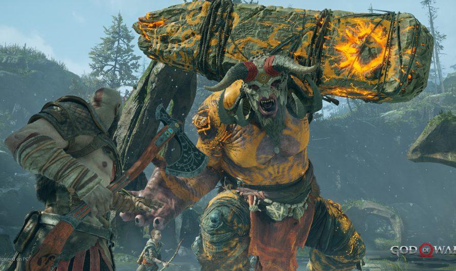 God of War komt in januari naar PC